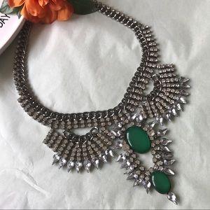 Karen1177 Jewelry - Just In💚 Stunning Boho Glam Statement Necklace💚