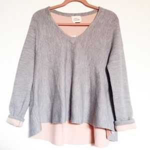 Anthropologie Tops - Anthropologie flouncy top