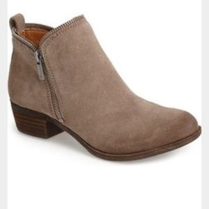 Lucky Brand Shoes - Lucky Basel Flat Bootie NWOT