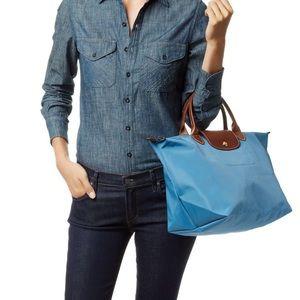 Longchamp Handbags - Longchamp le pliage medium bag