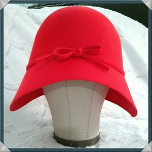 Adolfo Accessories - Vintage Adolfo II Wool Hat NWT