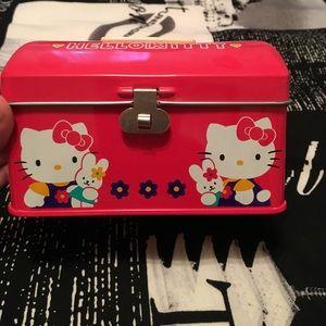 Sanrio Accessories - Hello Kitty Lock Box