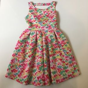 Kate Mack Other - Kate Mack Love Is In The Air Scuba Dress Size 8