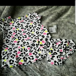 Amy Coe Other - Nwt Amy coe outfit set baby girls 6-9 m