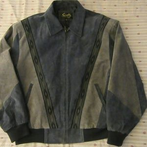Scully Other - scully western suede leather jacket XL