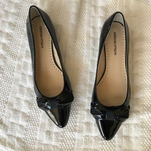 Adrienne Vittadini Shoes - Adrienne Vittadini Patent Leather Flats Size 8 1/2