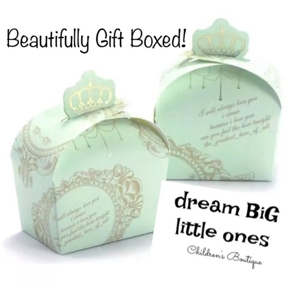 Baby Gap Gift Box : Off other cinderella carriage charm baby st gift
