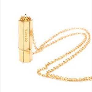 CC Skye Jewelry - CC Skye NWT Lipstick Pendant Necklace
