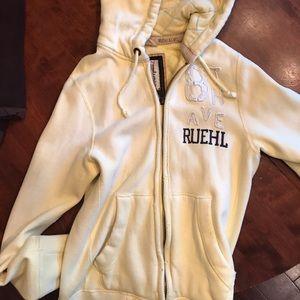 Ruehl No. 925 Other - RUEHL no. 925 sweatshirt in yellow
