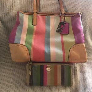 Coach Bags - Authentic Coach Purse & Wallet