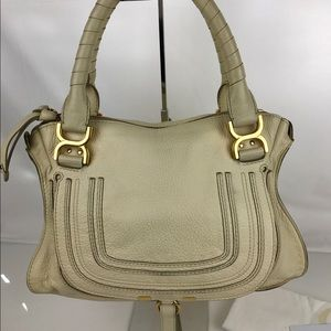Chloe Handbags - Chloe Marcie Medium Leather Satchel