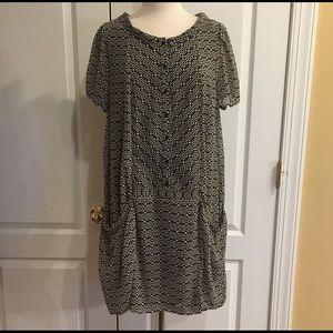 Zara Basics Dress XL