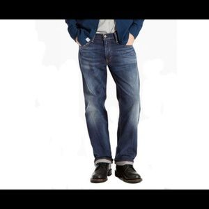 Levi's Other - ⬇️PRICE DROP⬇️Mens Levi's 569 Loose Straight Jeans