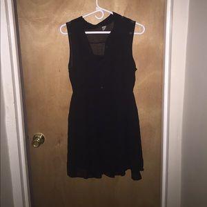 Sheer Black H&M Dress