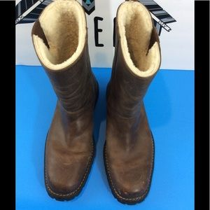 """COLE HAAN  Other - COLE HAAN """" Nike Air"""" LEATHER BOOTS SZ 8.5M"""