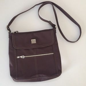 Relic Handbags - Burgundy/brown cross body