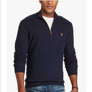 Polo by Ralph Lauren Other - Men's Polo Sweater 3/4 zip. Size: XXL