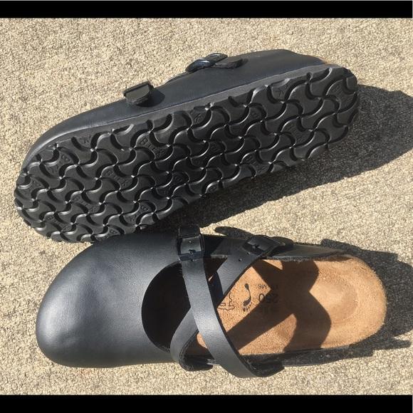 1bc0ec44c037 Birkenstock Shoes - BIRKENSTOCK BIRKI S DORIAN CLOGS WOMENS SIZE8 EU39