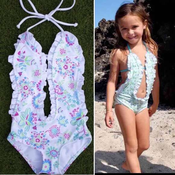 65 Off Other New Toddler Girl 1pc Swimsuit Boutique