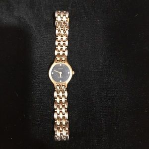 Tissot Accessories - Tissot ladies Imperial Crystal E240 gold watch ⌚️