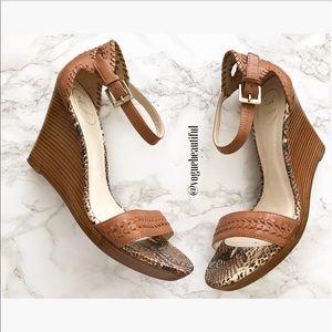 Jack Rogers Shoes - Jack Rogers Harper Braided Wedge Sandal