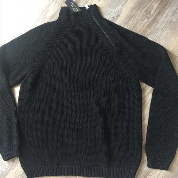Polo by Ralph Lauren Sweaters - 🔥Sale! Men's Black Sweater Polo by Ralph Lauren