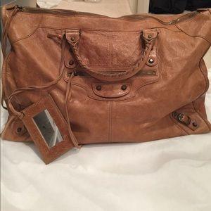 Balenciaga Handbags - Balenciaga City Travel Tote