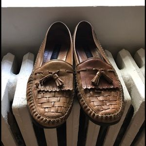 Giorgio Brutini Other - Giorgio Brutini Brown Leather Loafers