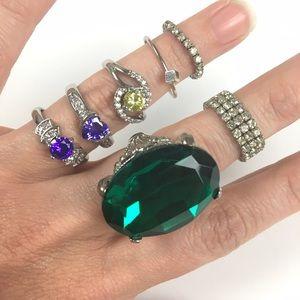 Jewelry - ❗️Lot of 7 Rings | Costume Jewelry