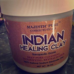 Indian Bentonite Clay Mask