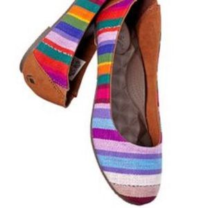 Reef Shoes - Reef Tropic Striped Flats