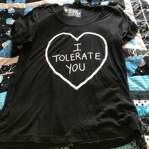 Hot Topic Tops - Hot topic graphic tee