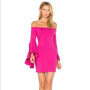 Susana Monaco Dresses & Skirts - Susana Monaco Off Shoulder Dress