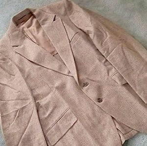 Other - Tan Suit Jacket