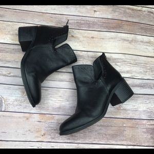 Steve Madden Studded Cutout Digits Ankle Booties