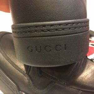 ba1e7d765 Gucci Shoes | New Coral Snake Appliqu High Top Sneakers | Poshmark