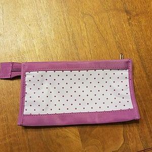 👝 Zip-up bag