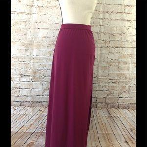 Lane Bryant Dresses & Skirts - Womens Ruched Side Skirt