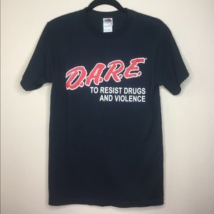 DARE shirt