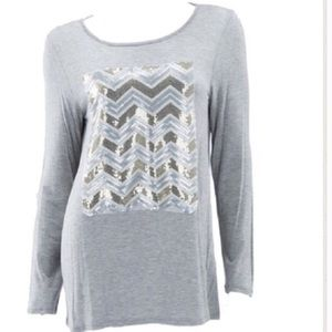 The Blossom Apparel Tops - Clearance- Small defect- Size Large