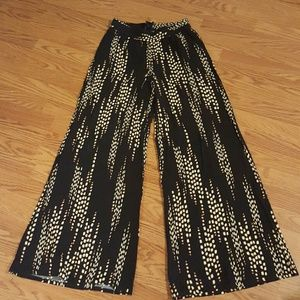Anthropologie Cartonnier Wide Leg Pants