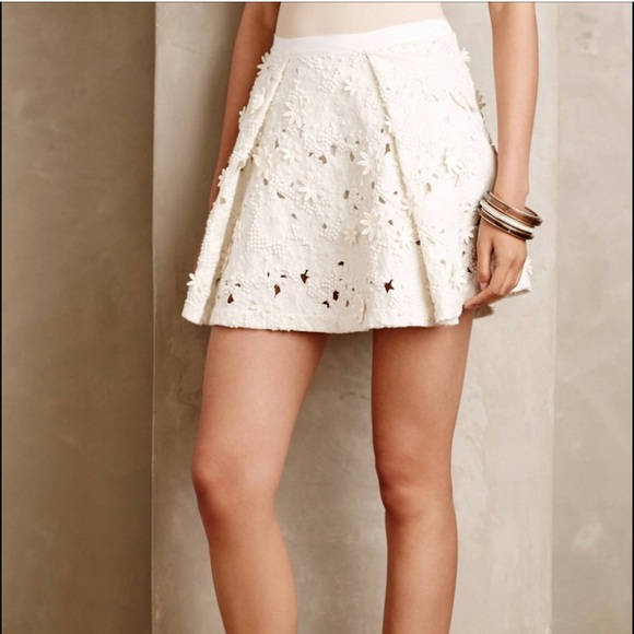 f628a54368df NWT Anthropologie Vanessa Bruno Athé Mini Skirt