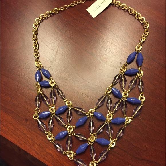 69 talbots jewelry nwt talbots beautiful blue
