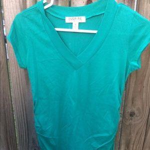 Inspire Tops - Small inspire maternity shirt