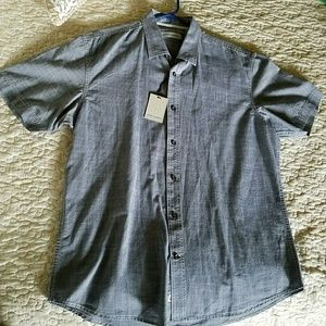 James Campbell Other - NWT James Campbell | Denim Button Down Shirt