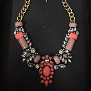 Jewelry - Pink Bubble Tea Necklace