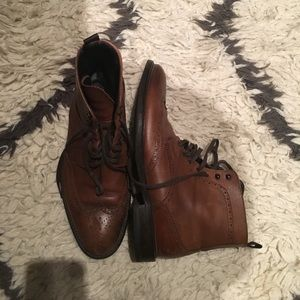 To Boot Other - To Boot New York - Wing Tip Boots