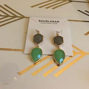 Baublebar drop earrings
