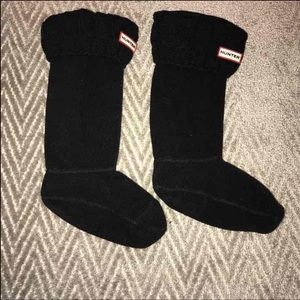 Hunter Shoes - Hunter cable knit sock inserts