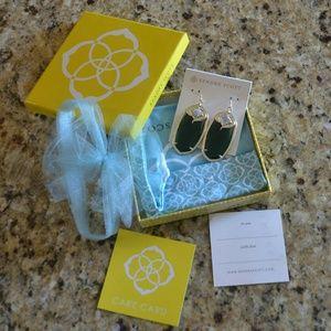 Kendra Scott Jewelry - Kendra Scott Gabby Earrings in Green Mamba